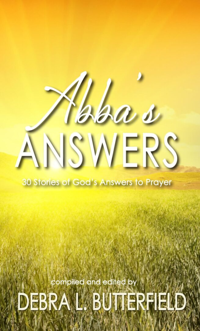 Abba's Answers - Cover